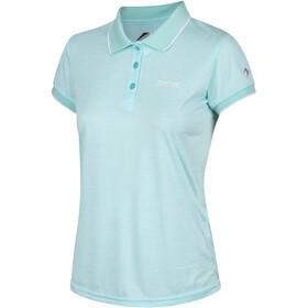 Regatta Remex II SS T-Shirt Women cool aqua